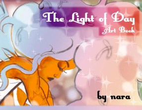 Light of Day Art Book Cover