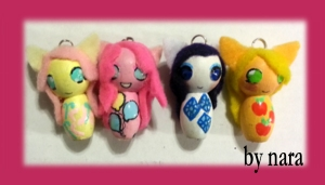 MLP dollies