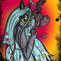 Chrysalis drawn by nra